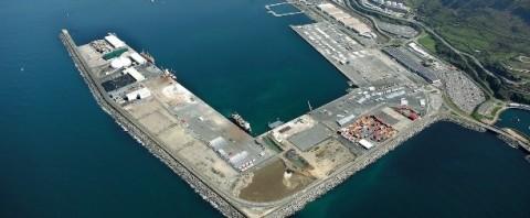 El puerto de Bilbao adjudica las obras de la primera fase del Espigón Central