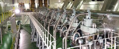 MSC estrena el motor marino más potente de MAN Diesel & Turbo