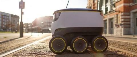 Swiss Post probará robots para las entregas de paquetes