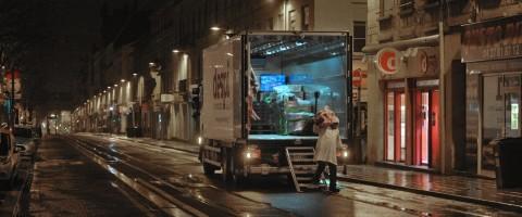 Distribucion nocturna transporte refrigerado