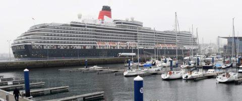 Hasta noviembre, la Autoridad Portuaria de La Coruña ha recibido un total 89 buques.