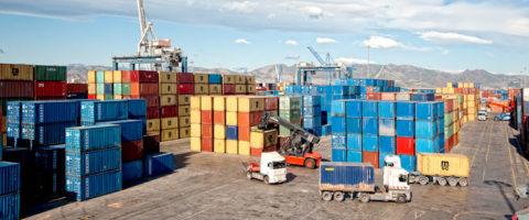 terminal contenedores puerto Castellon
