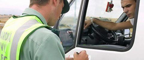 Campaña de inspección de la DGT dirigida a camiones y furgonetas.