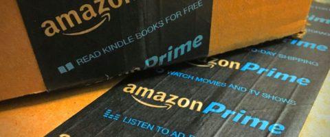 amazon prime e-commerce