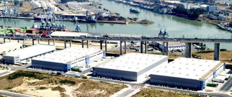 La plataforma de Amazon en la ZAL de Sevilla ocupará una parcela de superficie total de 35.324 m².