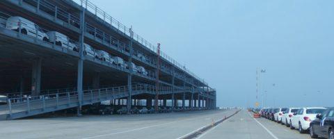 ap vigo terminal vehiculos Bouzas