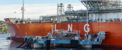 Gas Natural Fenosa transferencia GNL