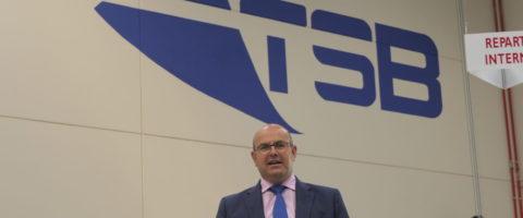 Blas Fuentes, se incorporó en marzo de 2018 como nuevo director de TSB Madrid.