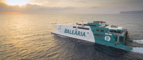 balearia fast ferry