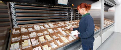 La tecnología permite gestionar mayores volúmenes de envíos.