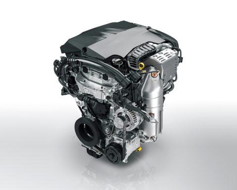 El nuevo motor de gasolina ofrece 230 Nm de par máximo.