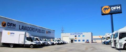 DFM Rent a Car amplía sus instalaciones en PlaZa.