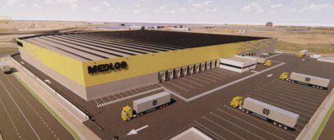 Proyecto de Medlog en la ZAL del puerto de Valencia