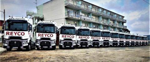 Renco comenzó a operar hace 24 años en la localidad lucense de Foz