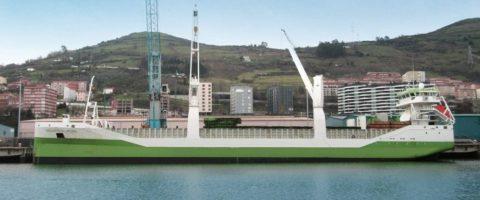 Euroamericas refuerza la conexión maritima de carga entre Bilbao y Estados Unidos