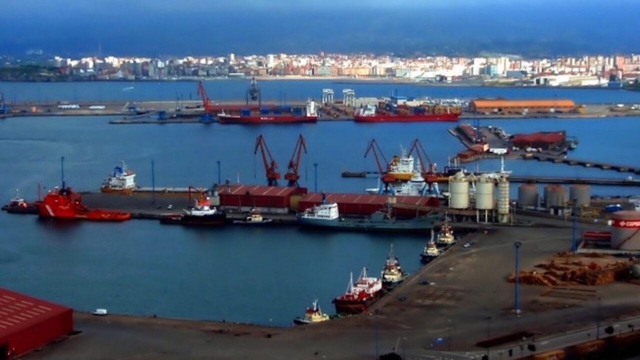 Transportes aprueba el proyecto del trazado de acceso al puerto de Gijón por  el vial de Jove
