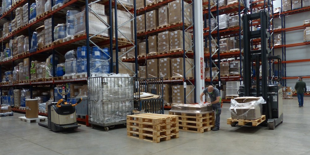 Leve esperanza en la cifra de negocio en el transporte y la logística -  Cadena de Suministro
