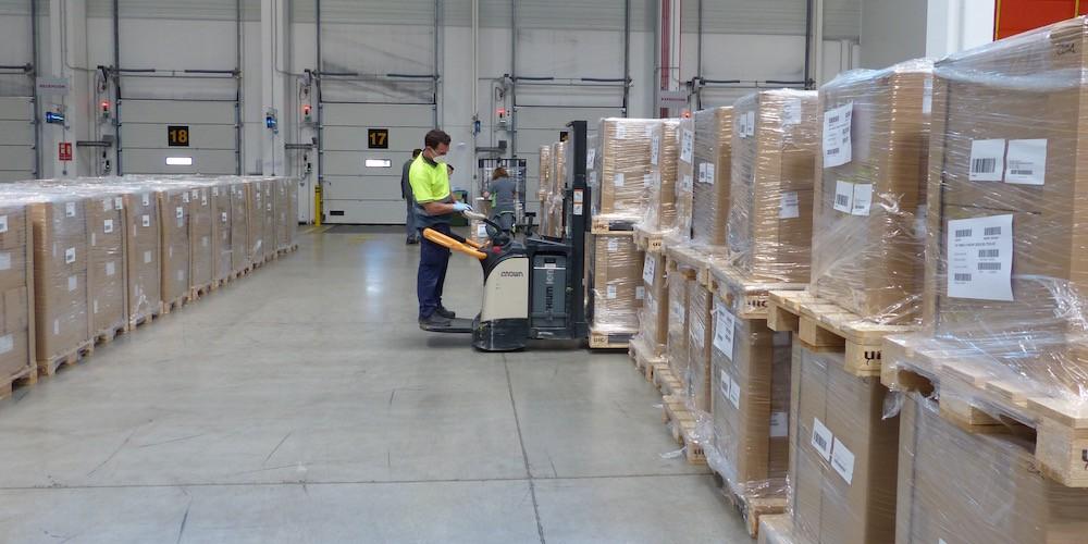 La pandemia hace que disminuyan los accidentes laborales en el transporte y la  logística - Cadena de Suministro