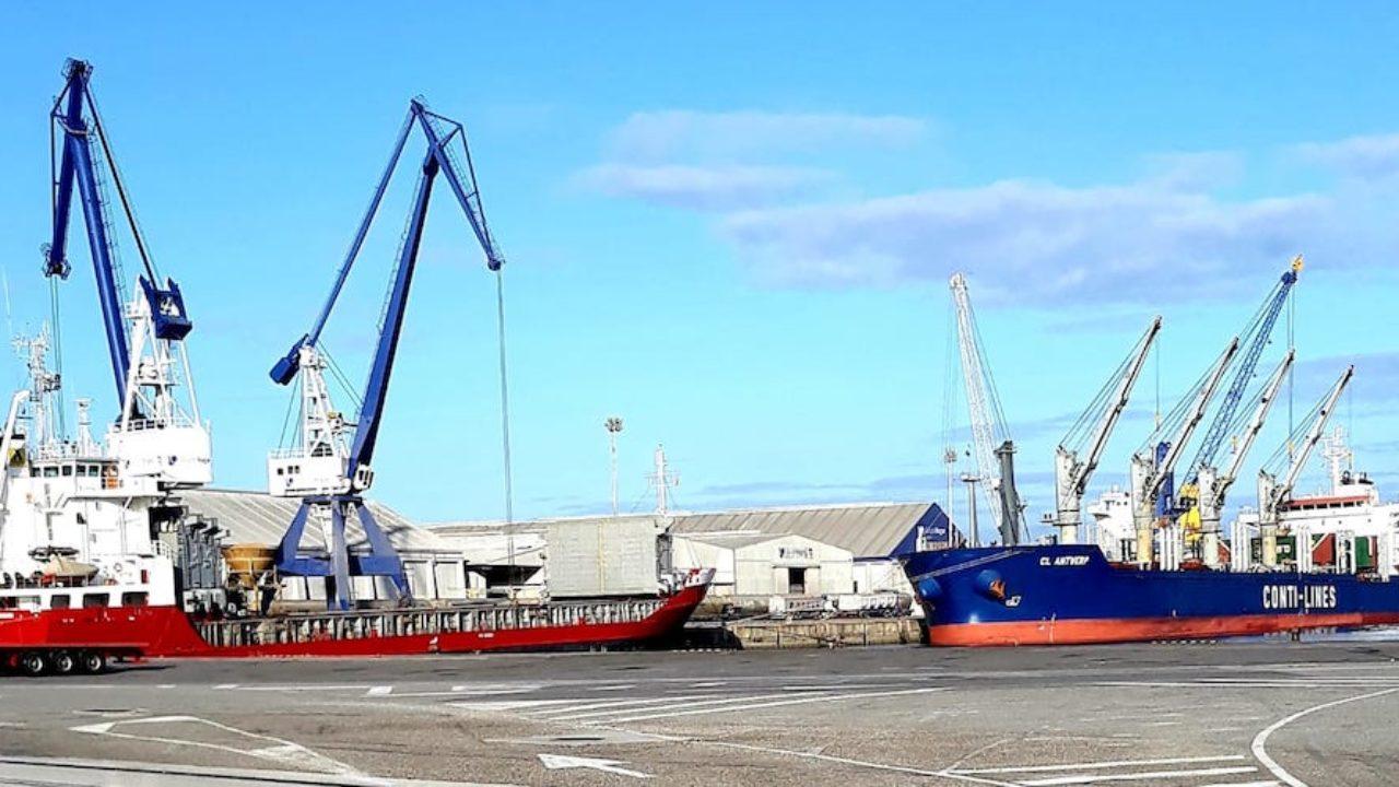 El puerto de Marín se suma al Clúster de la Función Logística de Galicia -  Cadena de Suministro