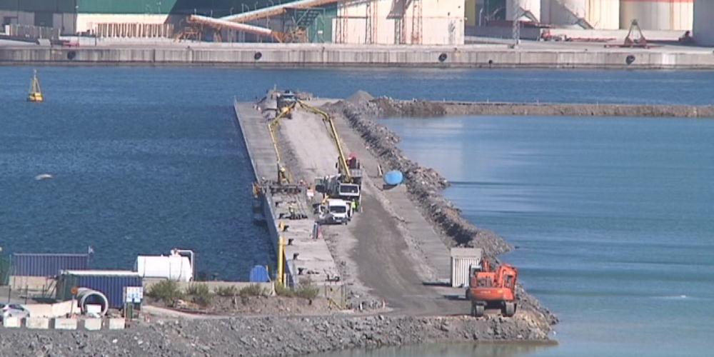 El puerto de Bilbao adjudica la urbanización del espigón central - Cadena de Suministro