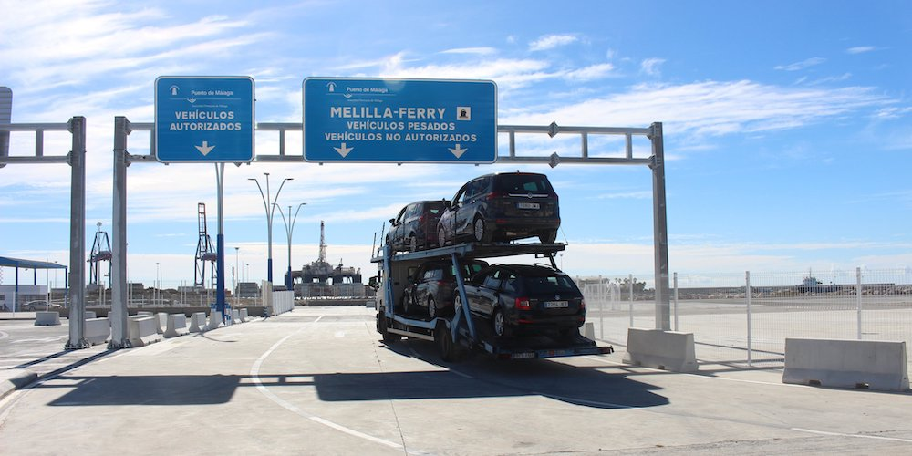 El puerto de Málaga encarga el diseño de un nuevo puente de acceso 1