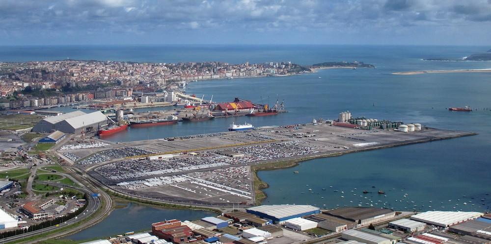 Proyectos público-privados de intermodalidad y sostenibilidad en el entorno  del puerto de Santander - Cadena de Suministro