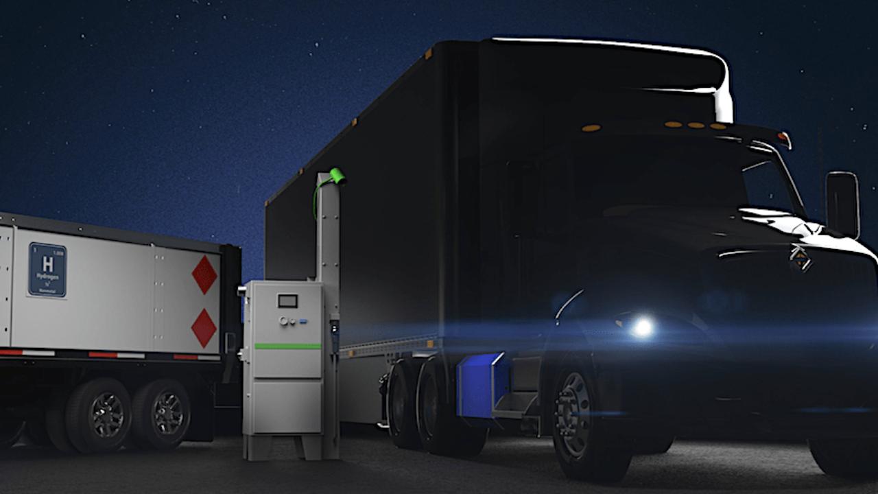 General Motors y Navistar avanzan en el desarrollo de camiones de hidrógeno