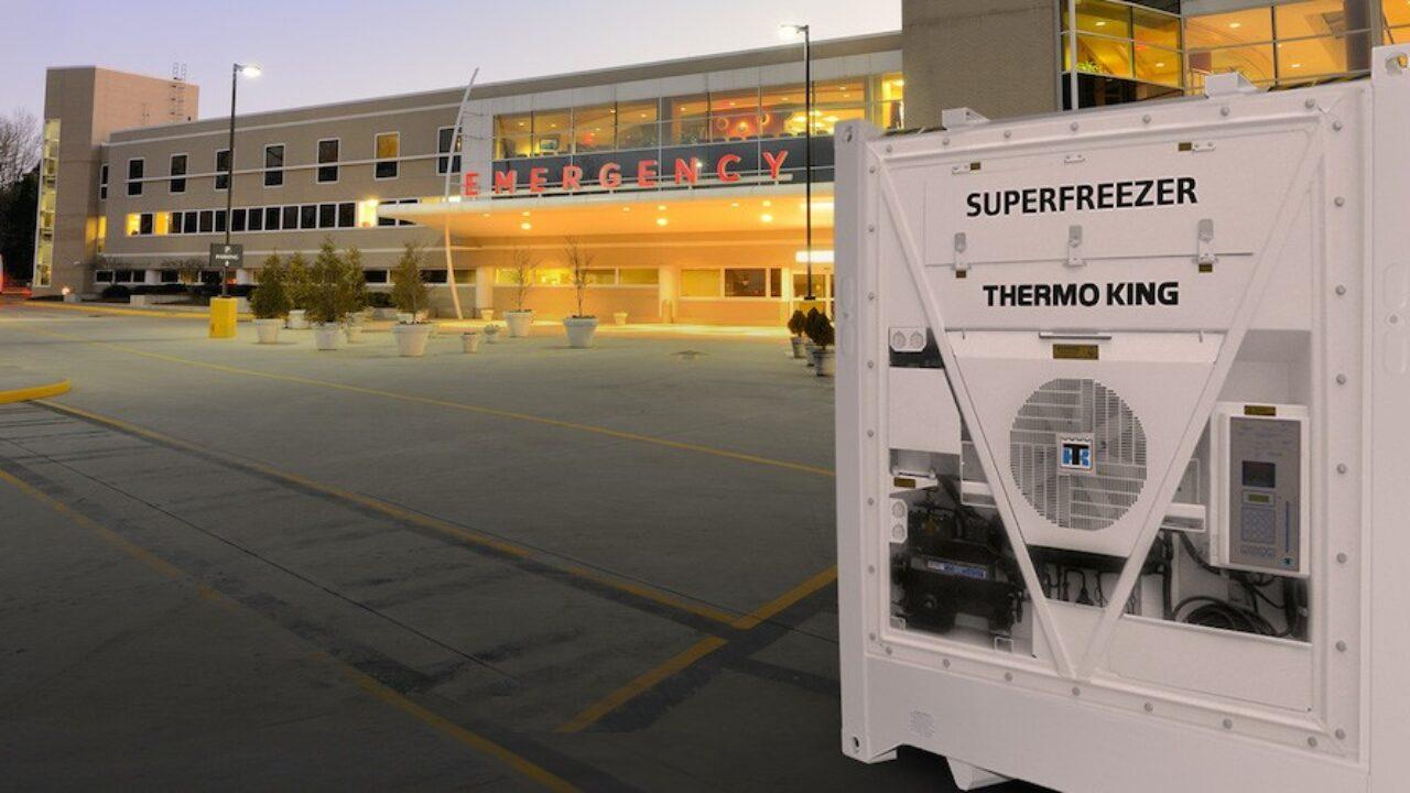 Frigicoll ya dispone del contenedor SuperFreezer para la vacuna del Covid