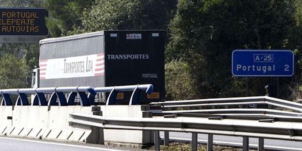 El transporte con Portugal, afectado por la gravedad de la pandemia -  Cadena de Suministro