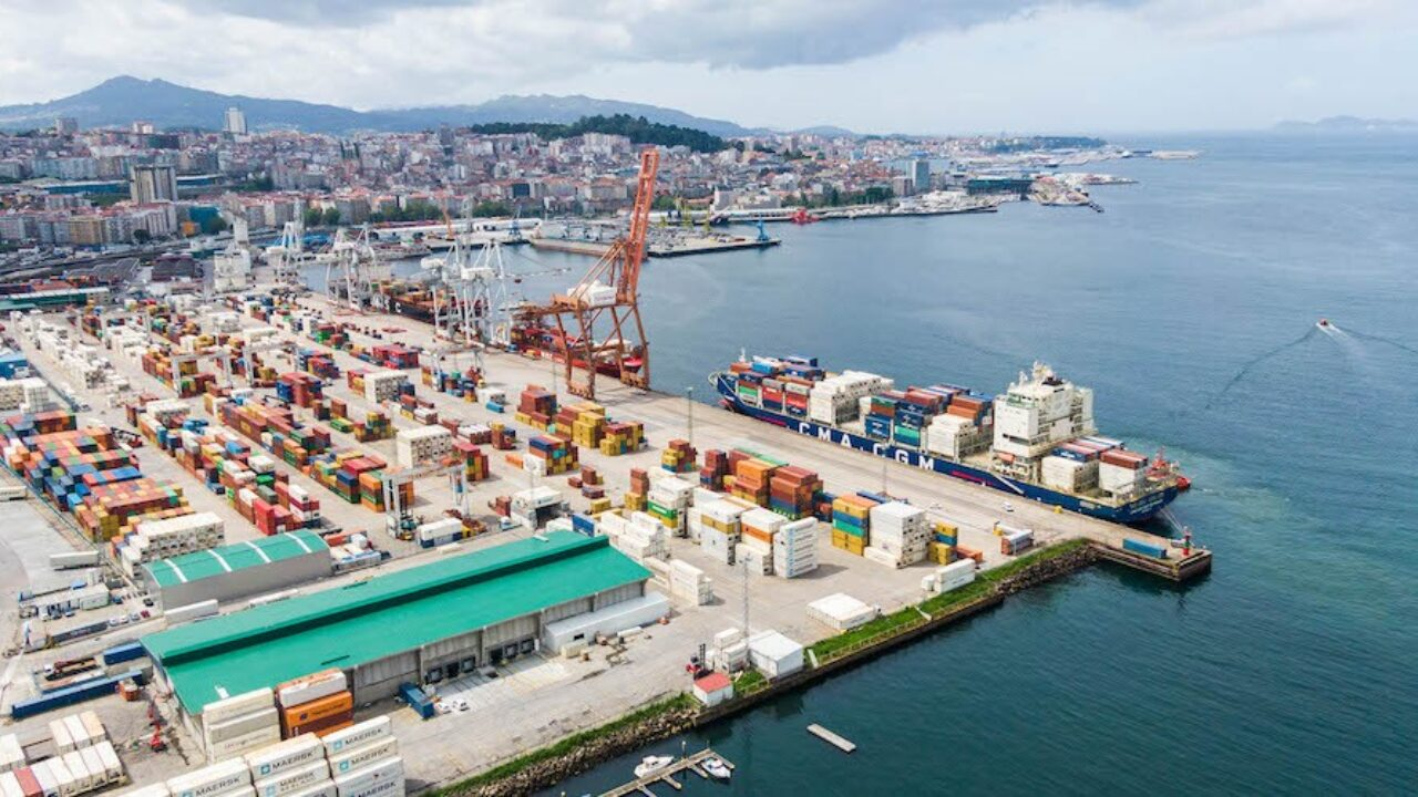 El puerto de Vigo bate todas las previsiones con cifras récord en 2020