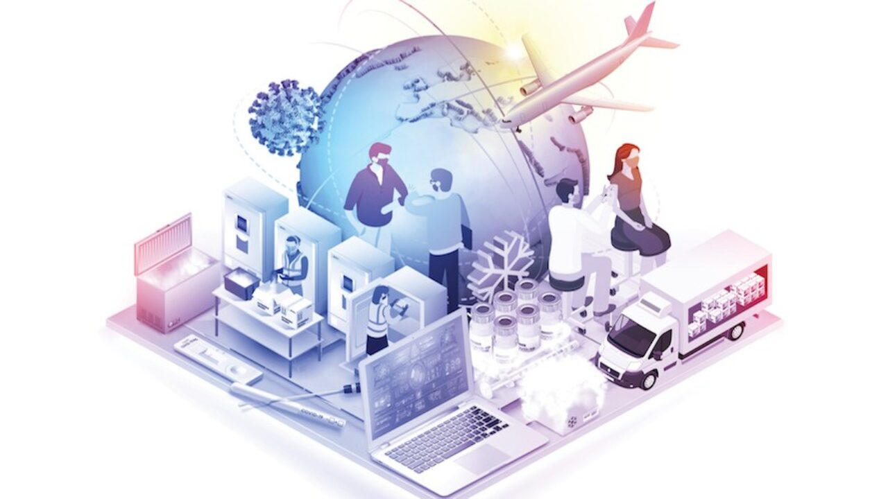 Qué ha aprendido el sector logístico tras un año de pandemia? - Cadena de  Suministro